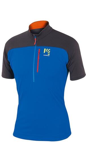 Karpos Roccia - Camiseta manga corta - gris/azul